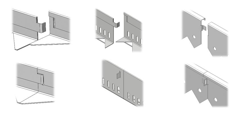 Способы и механизмы крепления стальных бордюров